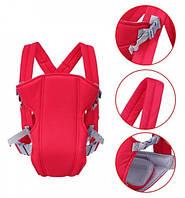 Сумка-кенгуру рюкзак переноска 4 положения 3-16 мес