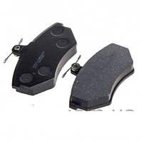 Колодки тормозные передние без ABS к-т Chery Amulet (A15) 1.6, 06-