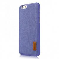 Накладка Baseus (Grain) Apple iPhone 6,6S Голубая