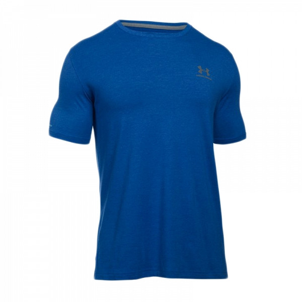 85b38f81242c7 Футболка Under Armour Sportstyle Left Chest Logo 400 (1257616-400) - SM27.