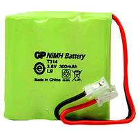Аккумулятор для переносных телефонов GP NiMH Battery T314 3.6V 300mAh