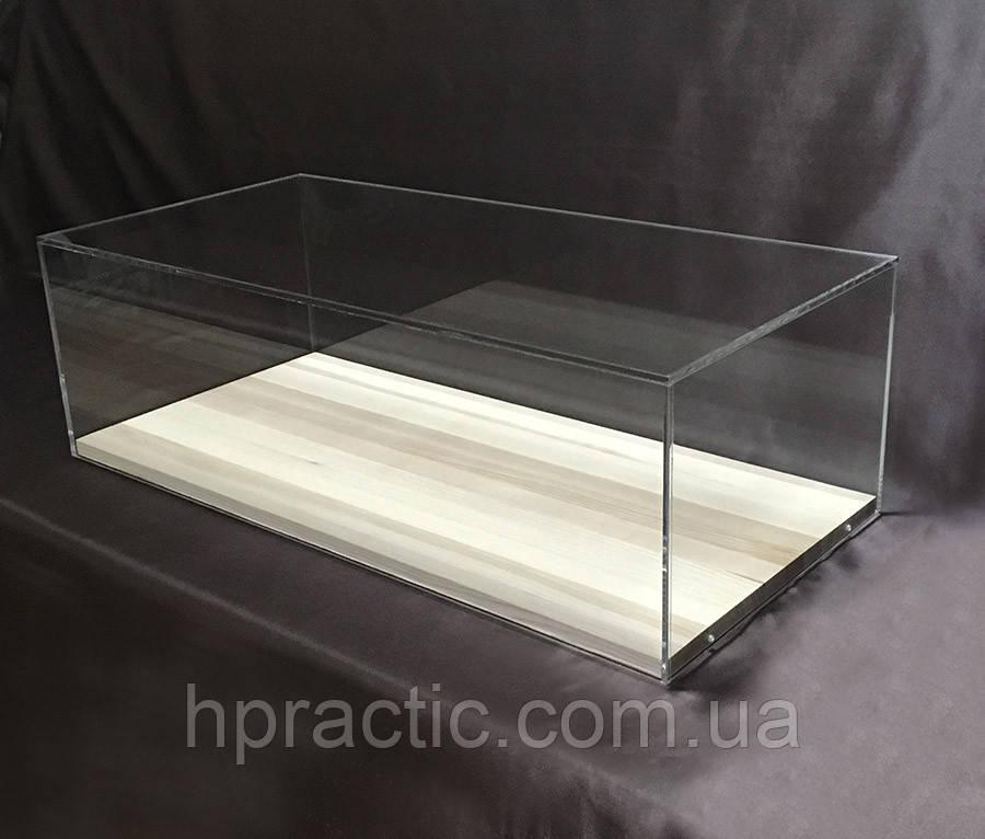 Короб для коллекционных изделий с дном
