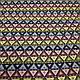 Тканина гобелен Орнамент Ромб фісташка 150 см (980541), фото 2