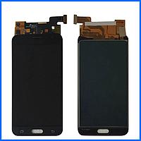 Дисплей Samsung J320 Galaxy J3 (2016) с тачскрином (Black) TFT с регулировкой яркости