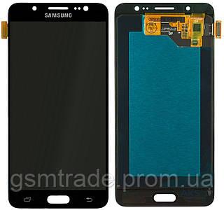 Дисплей Samsung J510 Galaxy J5 (2016) с тачскрином (Black) TFT с регулировкой яркости