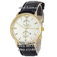 Мужские часы Emporio Armani цвет корпуса золото, фото 1