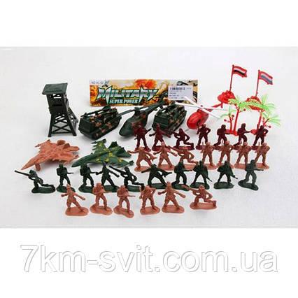Солдаты в наборах HL-52