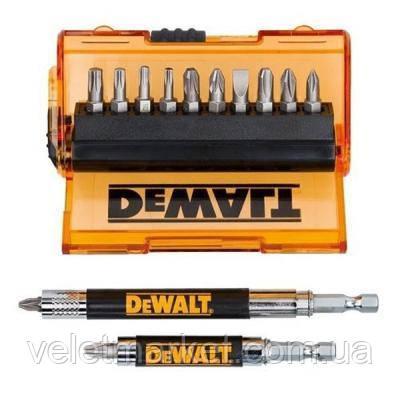 Набор бит DeWALT бит, магнит. держателей, 14 предм. (DT71502)