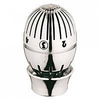 Термостатическая головка с жидкостным датчиком, хром., Giacomini