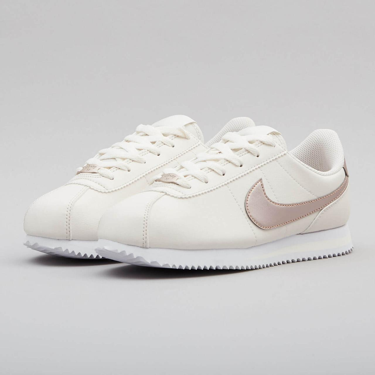 7519b833 Детские Кроссовки Nike Cortez Basic SL GS AH7528-002 (Оригинал) - Football  Mall