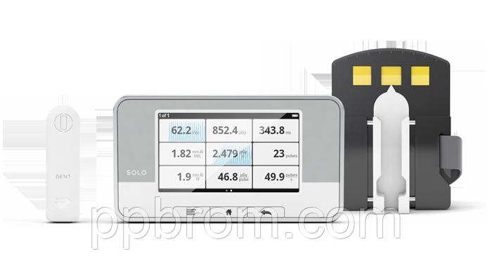 RaySafe X2 Solo система для измерения параметров рентгеновского оборудования и контроля дозы персонала