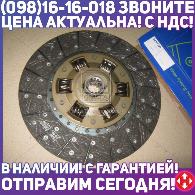 ⭐⭐⭐⭐⭐ Диск сцепления (производство  VALEO PHC)  HD-18