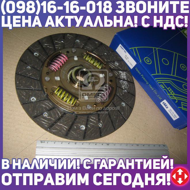 ⭐⭐⭐⭐⭐ Диск сцепления ХЮНДАЙ ACCENT 95- 1.5 SOHC Распродажа (производство  VALEO PHC)  HD-40