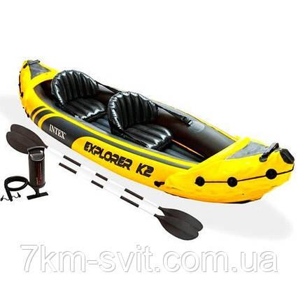 Лодка EXPLORER-K2 KAYAK 68307