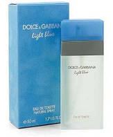 «Dolce Light Bloue»DOLCE GABBANA-женские