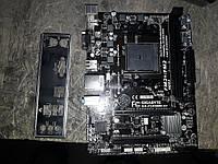 Мат. плата GIGABYTE GA-F2A58M-S1 SocketFM2+ AMD A58 PCI-E Dsub GbLAN SATA RAID MicroATX 2DDR3