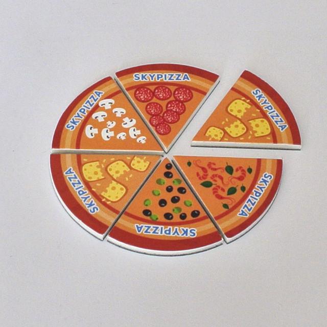пицца магнит