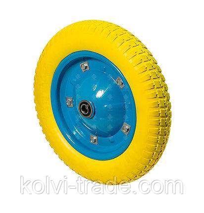 Колеса без кронштейна Серия 29 с шариковыми подшипниками Диаметр: 400мм.