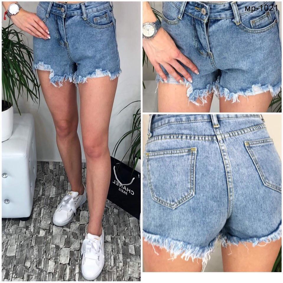c6ebcff38c34 Купить Модные женские джинсовые шорты в Одессе от компании