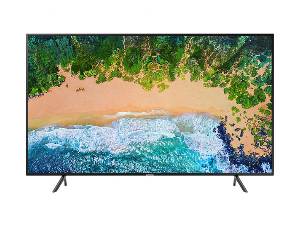 Телевизор Samsung UE49NU7172 (PQI1300Гц, 4K, Smart, UHD Engine, HLG, HDR10+, Dolby Digital+ 20 Вт)