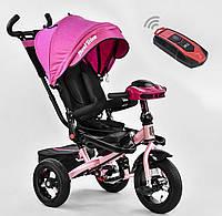 Детский трехколесный велосипед Best Trike 6088 F 3377 New Pink