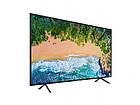 Телевизор Samsung UE58NU7172 (PQI1300Гц, 4K, Smart, UHD Engine, HLG, HDR10+, Dolby Digital+ 20 Вт), фото 2