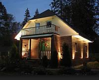 Як вибрати світлодіодний прожектор для дому, для дачі
