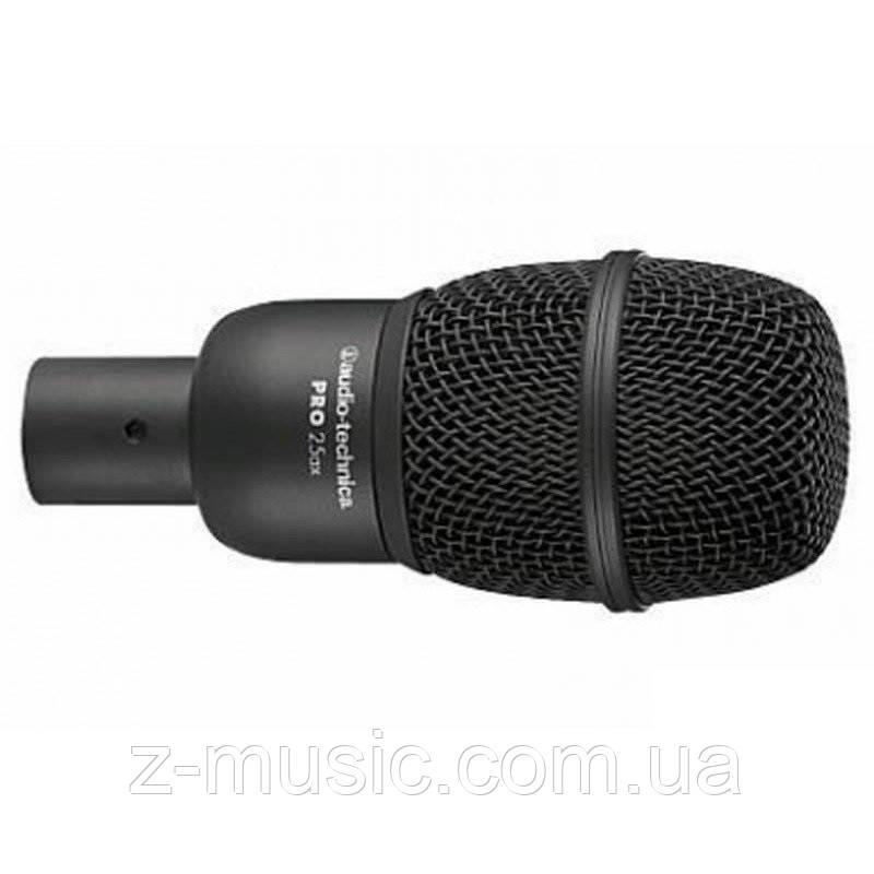 Микрофон динамический Audio-Technica PRO25ax