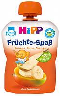 Пюре банан-груша-манго хипп hipp HIPP