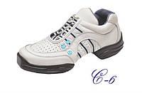 """Обувь для современных танцев """"сникера"""""""