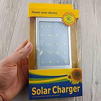 Power Bank Solar Samsung 40000 mAh с солнечной батареей повер банк внешний аккумулятор Самсунг реплика
