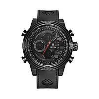 Часы Weide All Black WH5209B-5C