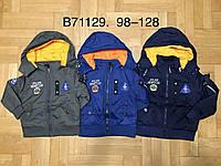 Куртки для мальчика оптом, Grace, 98-128 рр., арт. B71129