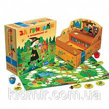 Настольная игра За грибами в заколдованный лес инструкция на украинском языке Granna 82166