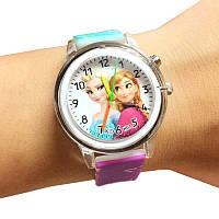 """Детские наручные часы с подсветкой """"Холодное сердце"""""""