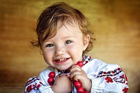 Детские вишиванки в тренде! Товары от украинского производителя.