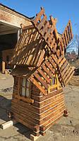 Декоративная мельница, фото 1