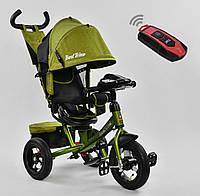 Детский трехколесный велосипед 7700-B-9570 Best Trike