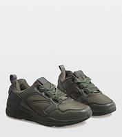 Повседневные кроссовки зеленые для девушек