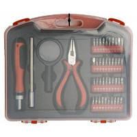 Набор инструментов Cablexpert 40 предметов (TK-BASIC-02)
