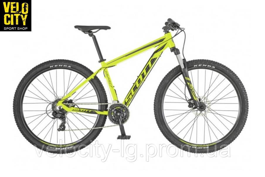 Велосипед SCOTT Aspect 960 жёлто-серый 2019, фото 1