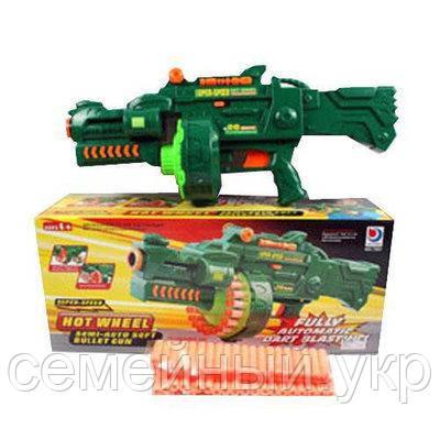 Пулемет детский с пульками  7001