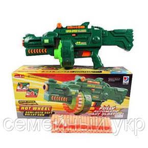 Пулемет детский с пульками  7001, фото 2