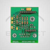 Прибор приемо-контрольный Дунай ВБД6-16 (G1S)
