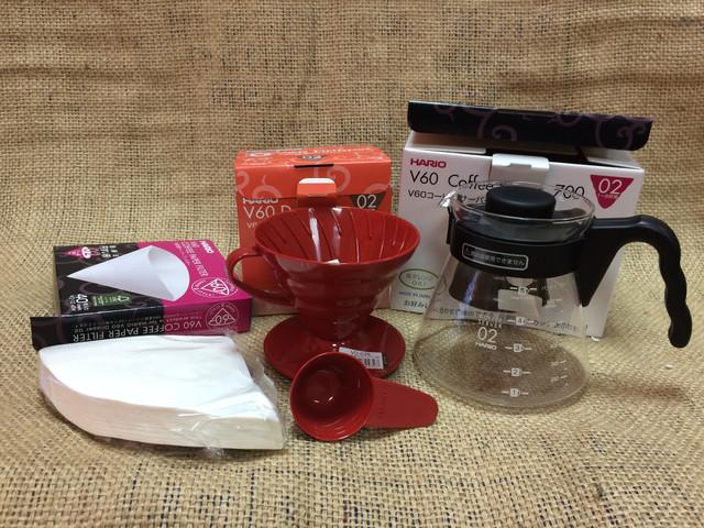 Подарочный набор для приготовления кофе, кофе на подарок