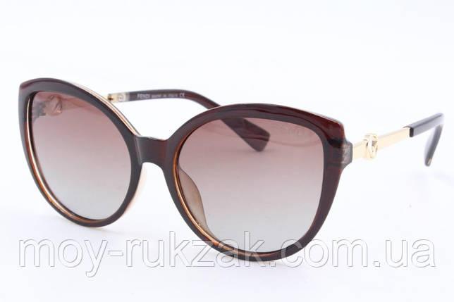 Сонцезахисні окуляри поляризаційні, Fendi, 750058, фото 2