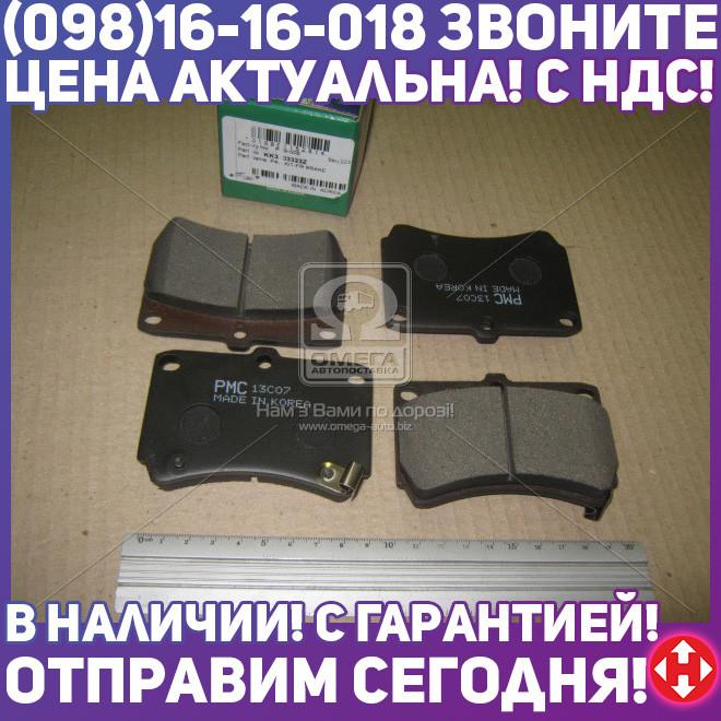 ⭐⭐⭐⭐⭐ Колодки тормозные дисковые КИA AVELLA (производство  PARTS-MALL)  PKB-006