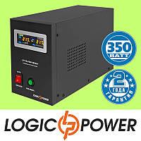 ИБП с правильной синусоидой LogicPower LPY-B-PSW-500VA+ (350W) 5A/10A, 12V для котлов и аварийного