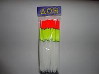 Поплавок рыболовный (перо большое) 25см