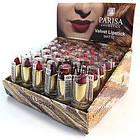 Помада для губ Parisa Cosmetics матовая Velvet Matte L-05, фото 9